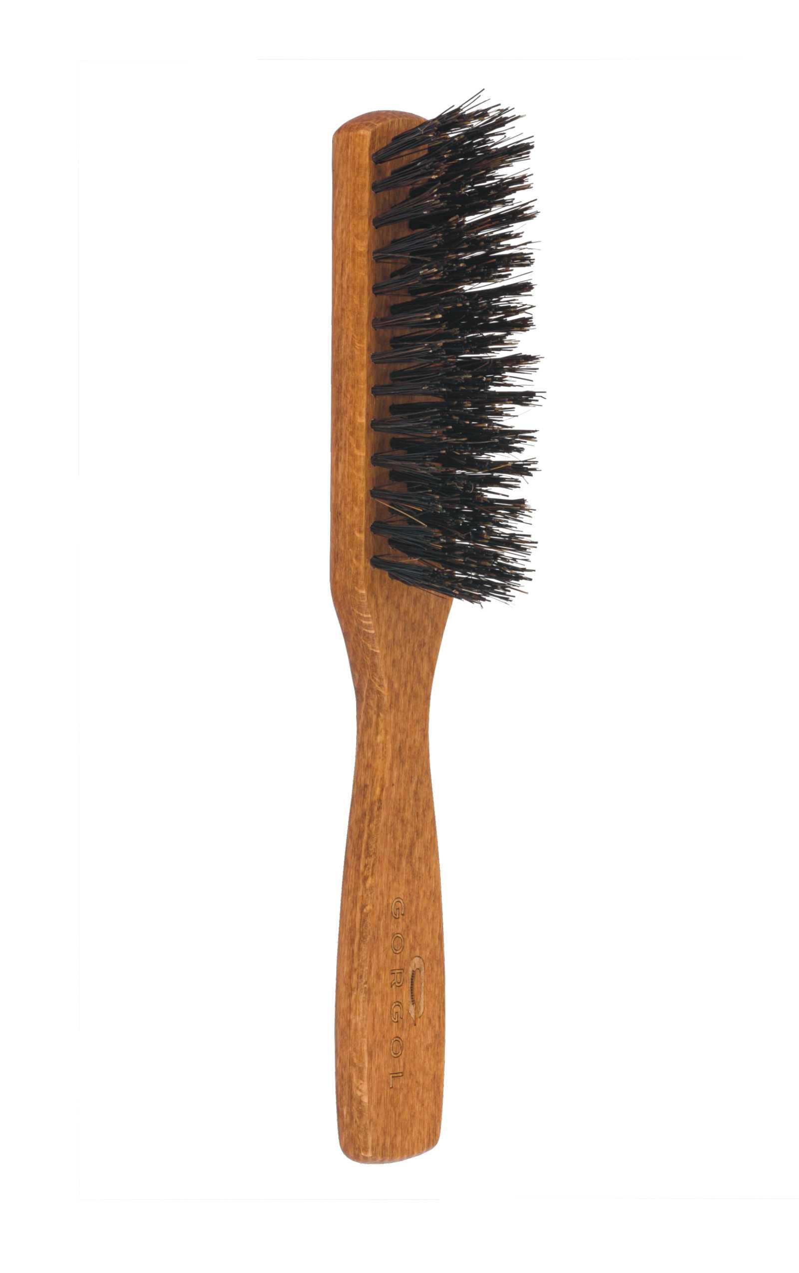 Szczotka z włosiem z dzika 5 rzędów