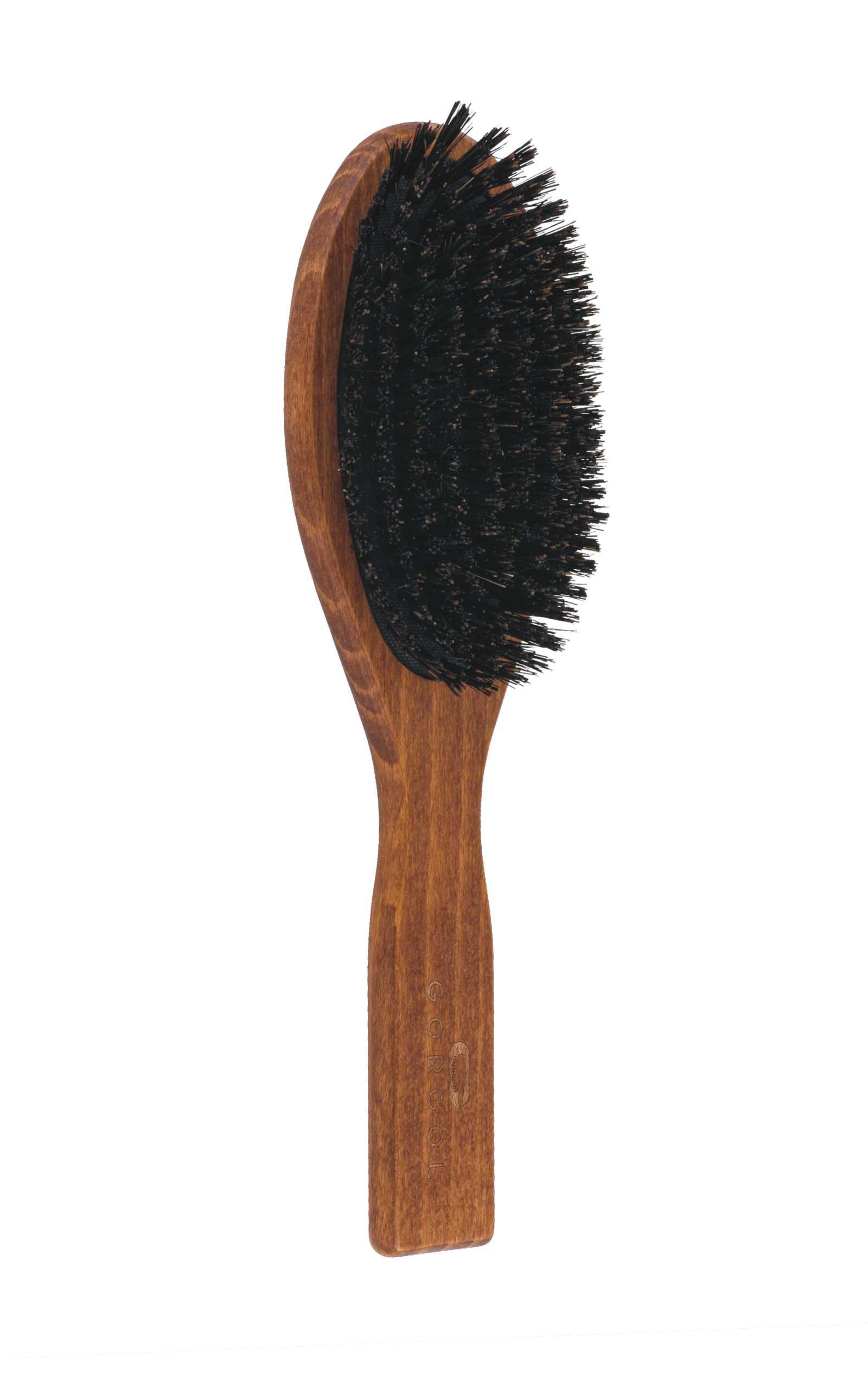 Szczotka z włosiem z dzika