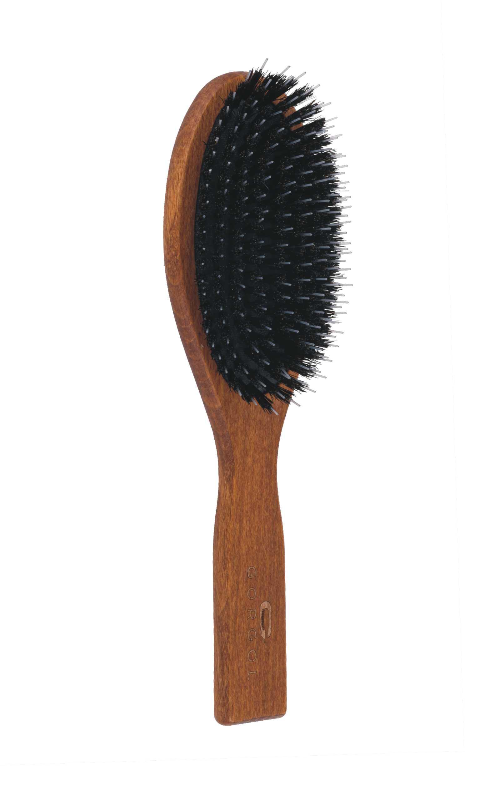 Szczotka z włosiem z dzika - rozczesywacz